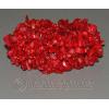 """Широкий браслет из натурального красного коралла """"Кораллиссимо"""""""