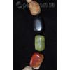 Бусы из натуральных камней самоцветов 'Универсальный талисман'