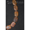 Бусы из натуральной яшмы 'Стильные камни'