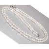 Бусы-ожерелье из натурального жемчуга 'Красивые мечты'