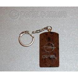 Брелок для ключей из обсидиана №23274