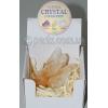Кристалл натурального камня цитрин №67324