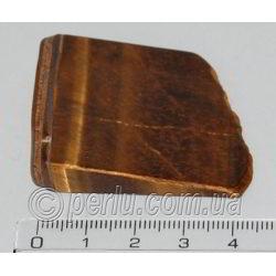 Кристалл камня тигровый глаз №67321
