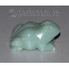 Сувенир из натурального камня нефрита 'Царевна-лягушка'