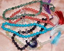 Четки из натуральных камней купить в интернет магазине