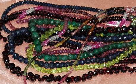 Купить украшения из драгоценный камней: изумруда, рубина, сапфира. Фото и свойства