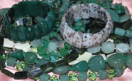 Изделия и украшения из натурального нефрита купить в Украине